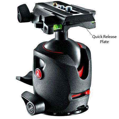 Manfrotto 057 Magnesium Ball Head with Q5 Quick Release