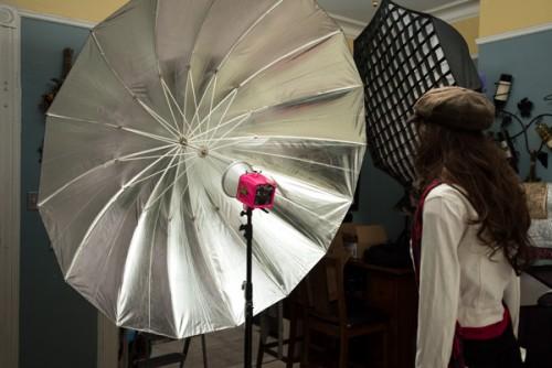 15. Parabolic Umbrellas -Size