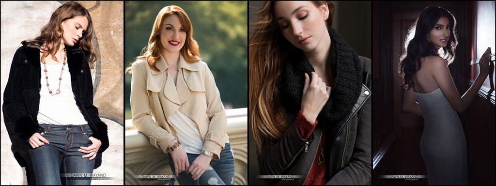 Dawn M. Wayand Photography - Model Fashion Portfolio Sessions