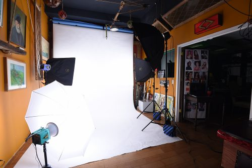 Intro to the Photography Studio